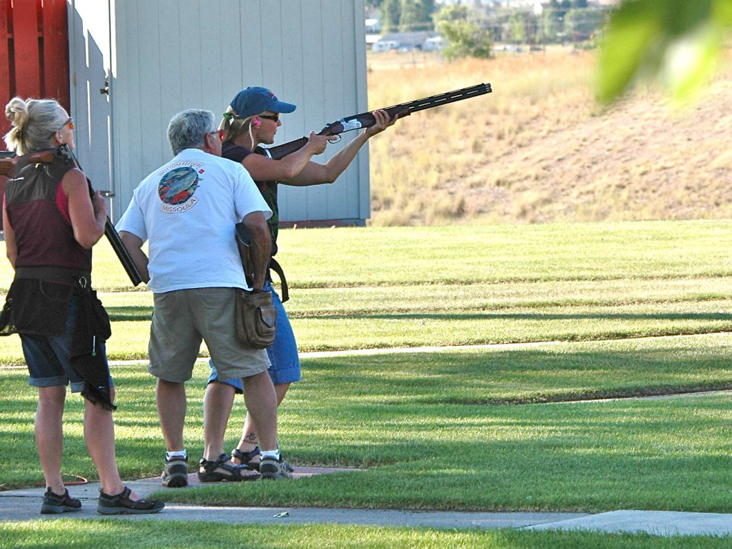 Challenge Your Focus With a Game of Skeet Shooting